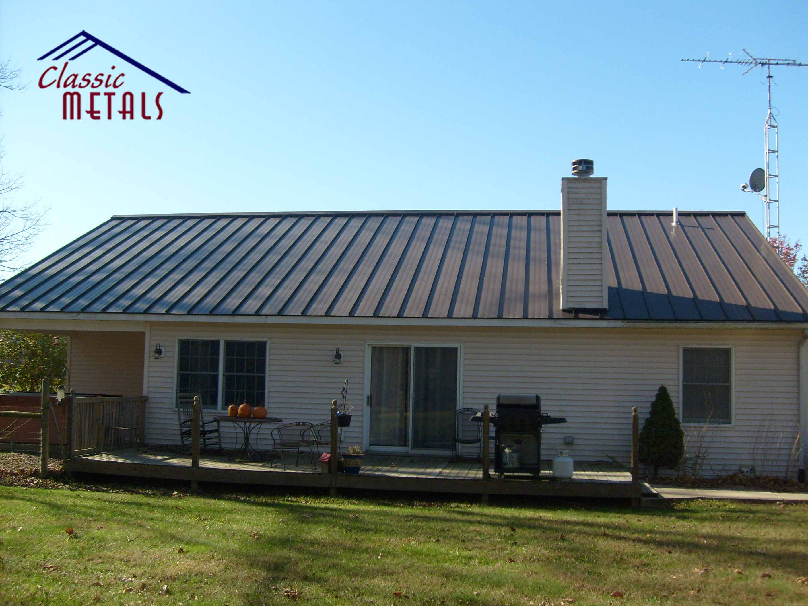 Eterna Guard Classic Metals Quality Metal Roofing And