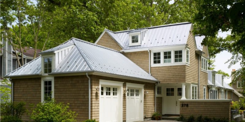 Does Metal Roofing Cost More then Asphalt Shingles Classic Metals