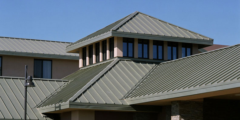 Why Textured Paint Is Changing The Metal Roofing Industry