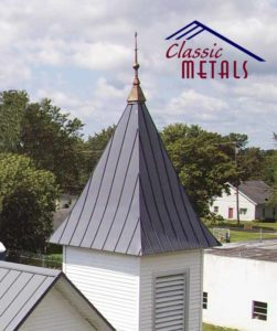 Polk Church Steeple 2